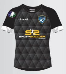 Cedar Rapids Rampage Home Indoor Black Replica Jersey