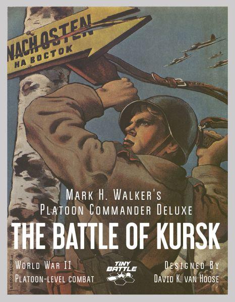 Platoon Commander Deluxe: Kursk