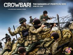 Crowbar: The Rangers at Pointe du Hoc, June 6th, 1944