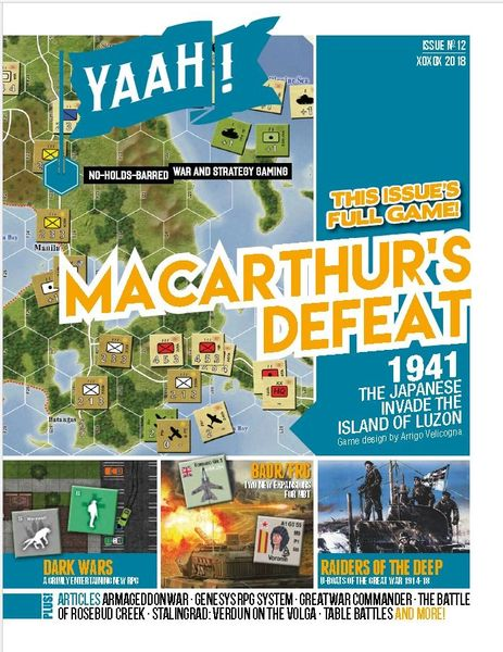 Yaah! Magazine Issue #12
