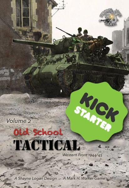 Old School Tactical Volume II: West Front 1944-45