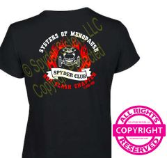 Can Am Spyder - Systers of Menopause - Short Sleeve