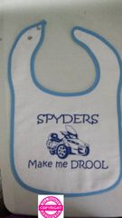 Little Tyke Spyder Byke Baby Bibs