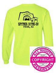 SPYDER RYDE-IN - YUMA Event Shirt- Long Sleeve