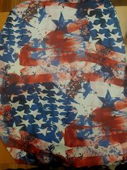 Can Am Spyder Sun Shade - Stars and Stripes