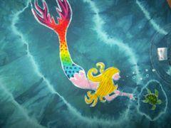 Mermaid- mid