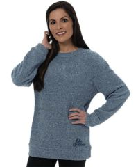 Ladies Cozy Crew Sweater