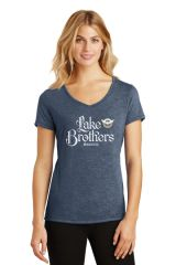 Ladies Flagship V-Neck T-shirt