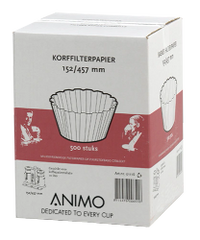 Animo 152/457 Bulk Brewer Filter Paper