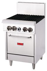 Thor 4 Burner Natural Gas Oven Range GL172-N