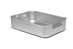 Deep Roasting Dish with Handles 52x42x10cm