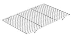 Gastronorm 1/1 Stainless Steel Wire Cooling Rack 53x32.5x2.5cm