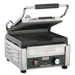 Waring Single Panini Grill WPG150K CE230