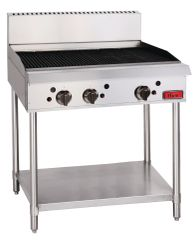 Thor Natural Gas Freestanding 3 Burner Chargrill GL171-N