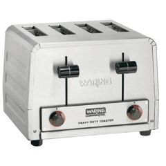 Waring Commercial 4 Slice Toaster WCT805K CB131
