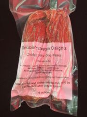 Chicken Jerky Treats - Chewy - 4 oz