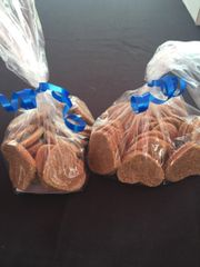 Peanut Butter Cookies - 4 oz