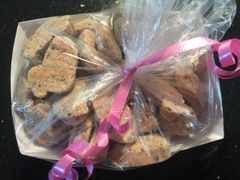 Soft Pork & Apple Treats- 4 oz