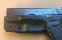 Custom Kydex Trigger Guard Holster