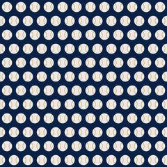 Baseball Digitally Printed - Pattern 16