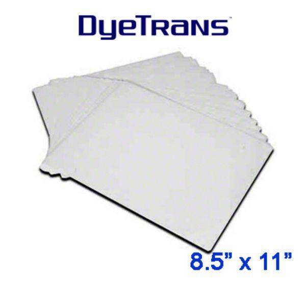Sublimation Paper 8.5 x 11 Standard