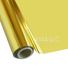 Metallic Heat Transfer Foil - Bright Gold
