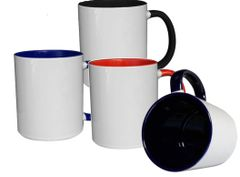 Sublimation Mugs - Pre-coated for Transfers