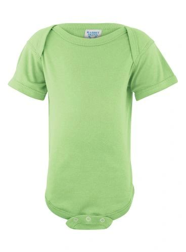 Infant Body Suit - Creeper - Key Lime