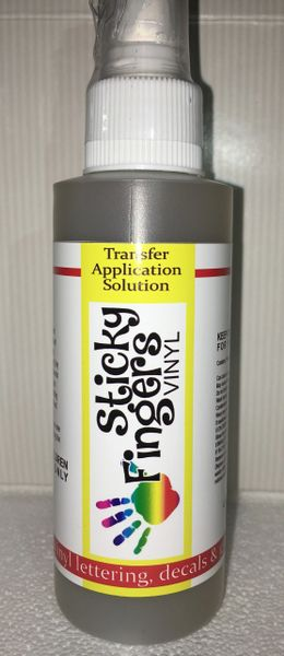 Transfer Application Spray, 4 fl oz