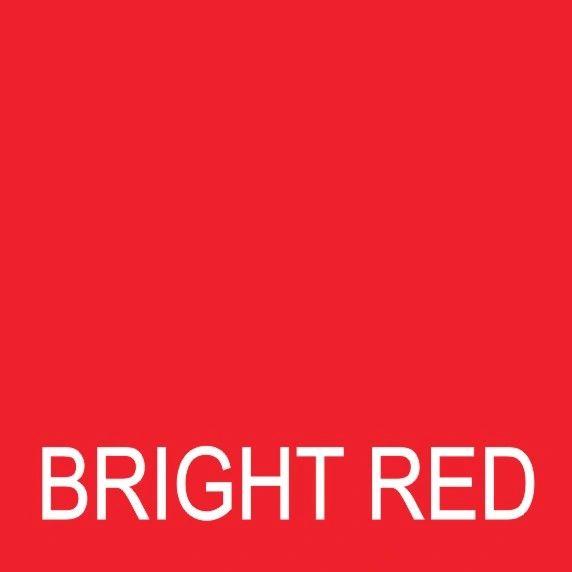 """15"""" Siser Easy Heat Transfer Vinyl - Bright Red"""