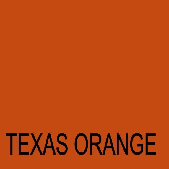 "15"" Siser Easy Heat Transfer Vinyl - Texas Orange"