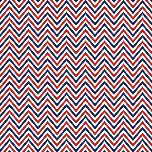 Patriotic Patterns Digitally Printed