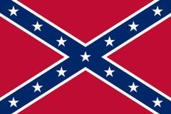 Confederate Flag Vinyl Pattern 4
