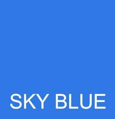 """12"""" Siser Easy Heat Transfer Vinyl - Sky Blue"""