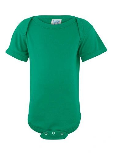 Infant Body Suit - Creeper - Kelly Green