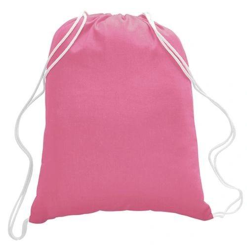 COTTON Drawstring SPORT Bag