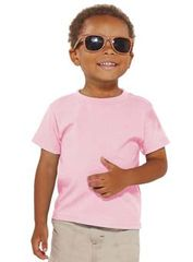 Toddler T Shirt - Ballerina Pink