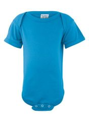 Infant Body Suit - Creeper - Cobalt