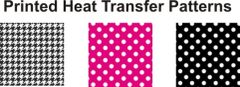 "FASHION FLEX Heat Transfer Vinyl Sheets 12"" x 15"""