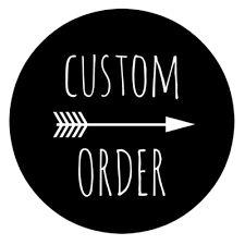 Sublimation Transfer - Custom Order
