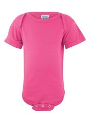 Infant Body Suit - Creeper - Hot Pink