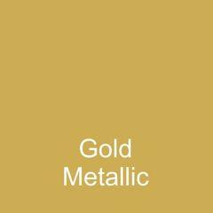 Gold Metallic DuraGloss Intermediate Adhesive Vinyl