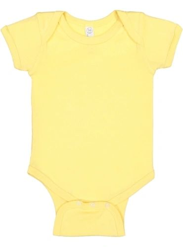 Infant Body Suit - Creeper - Butter