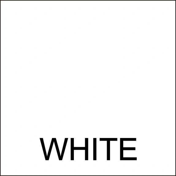 White SISER EasyWeed HEAT TRANSFER VINYL SHEET