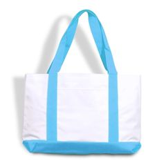 Liberty Bags - Cruiser Tote - Lt Blue