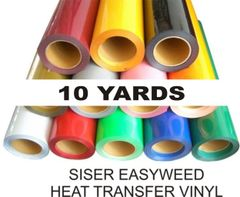 "15"" x 10 yd roll - SISER EasyWeed Heat Transfer Vinyl"