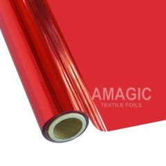 Metallic Heat Transfer Foil - Red