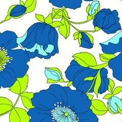 Boutique Pattern Digitally Printed - Inspired by Kate Spade