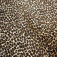 Leopard Pattern Digitally Printed