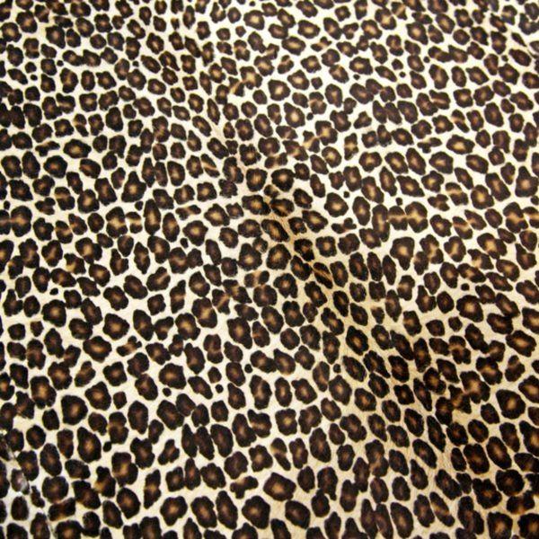 Leopard Pattern Digitally Printed